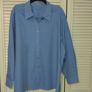 Foxcroft Non-Iron Classic Fit Button Down